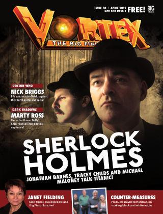 Vortex Magazine April 2012