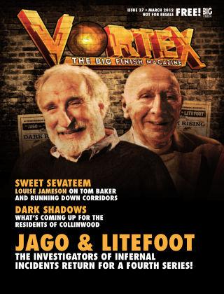 Vortex Magazine March 2012