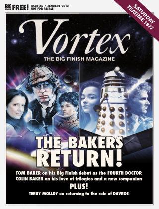 Vortex Magazine January 2012