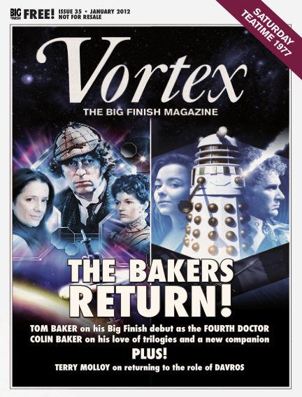Vortex Magazine January 01, 2012 00:00
