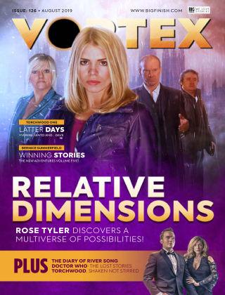 Vortex Magazine August 2019