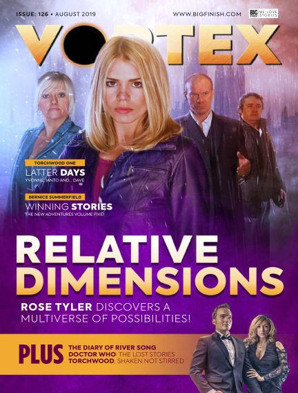 Vortex Magazine August 01, 2019 00:00