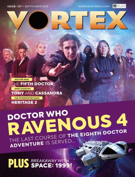 Vortex Magazine September 01, 2019 00:00