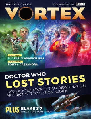 Vortex Magazine October 2019