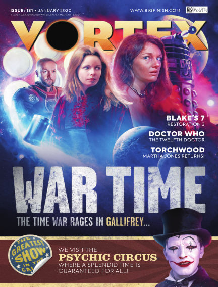 Vortex Magazine January 06, 2020 00:00