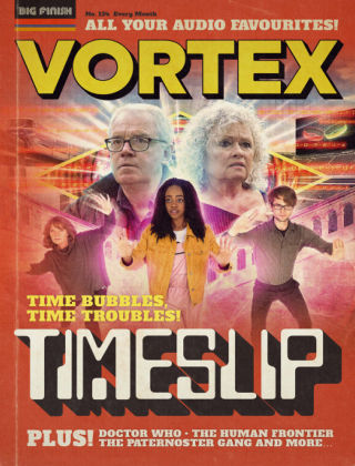 Vortex Magazine April 2020