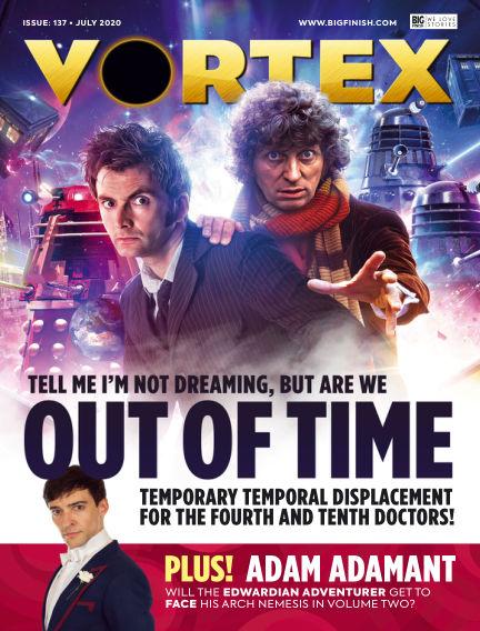 Vortex Magazine July 01, 2020 00:00