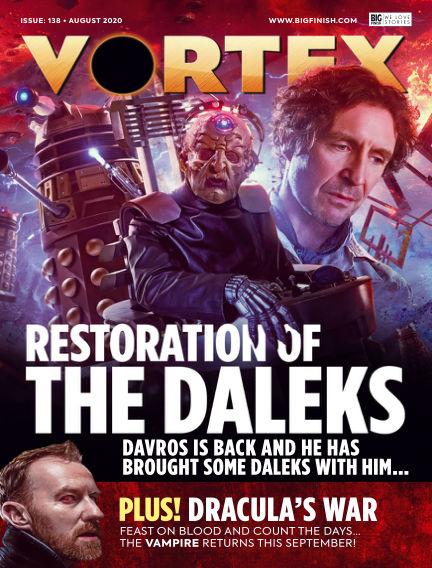 Vortex Magazine August 01, 2020 00:00