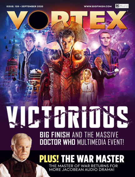 Vortex Magazine September 01, 2020 00:00