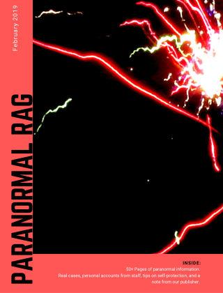 Paranormal Rag February 2019