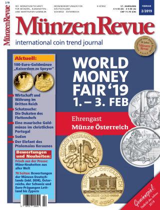 MünzenRevue 02/2019