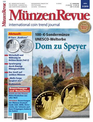 MünzenRevue 03/2019