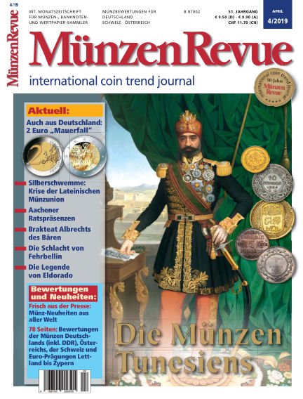MünzenRevue March 23, 2019 00:00