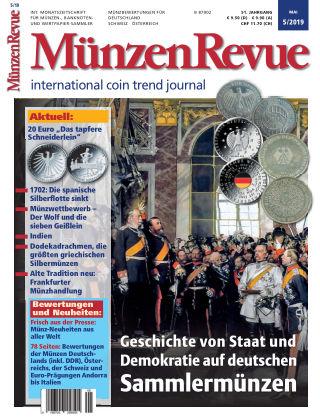 MünzenRevue 5/2019