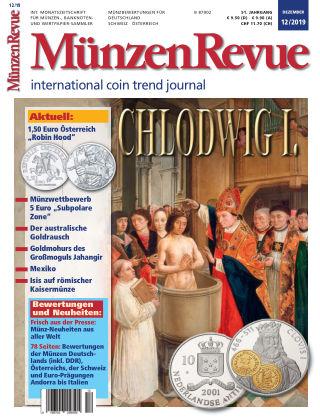 MünzenRevue 12/2019