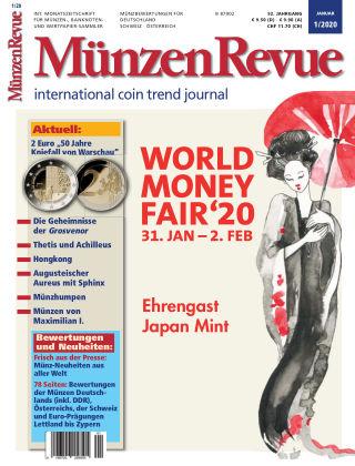 MünzenRevue 1/2020