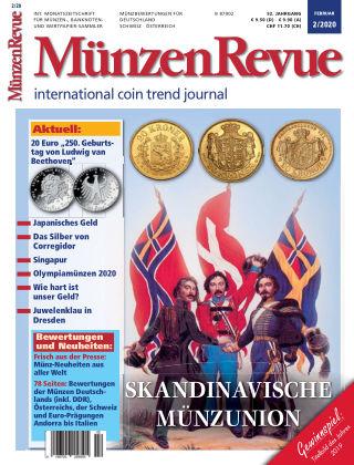 MünzenRevue 2/2020