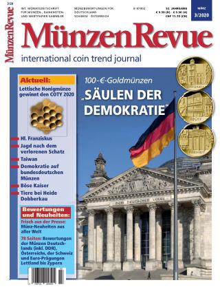 MünzenRevue 3/2020