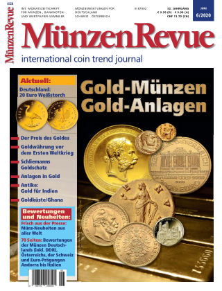 MünzenRevue 06/2020