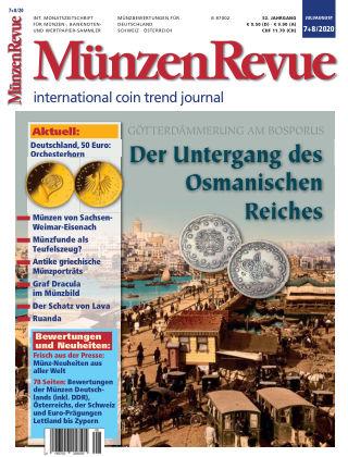 MünzenRevue 7+8/2020