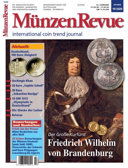 MünzenRevue September 26, 2020 00:00