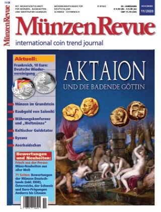 MünzenRevue 11/2020