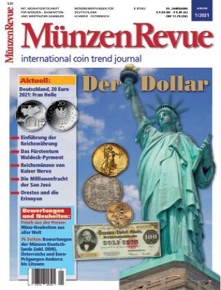 MünzenRevue 01/2021