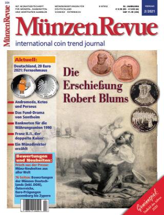 MünzenRevue 02/2021