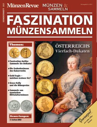 MünzenRevue Sonderheft 2021