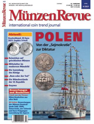 MünzenRevue 04/2021