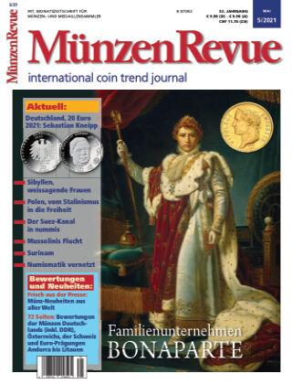 MünzenRevue 05/2021