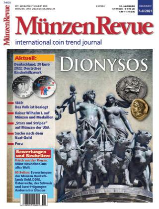 MünzenRevue 7+8/2021