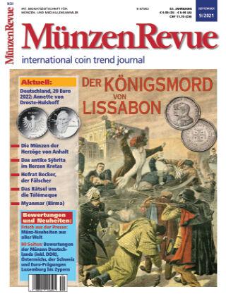 MünzenRevue 09/2021