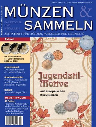 Münzen & Sammeln 6/2019