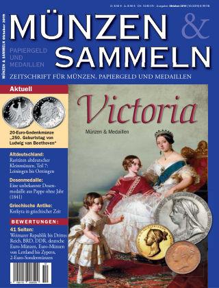 Münzen & Sammeln 10/2019