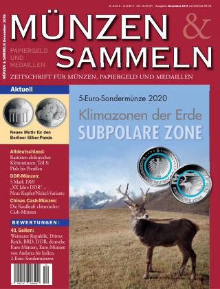 Münzen & Sammeln 12/2019