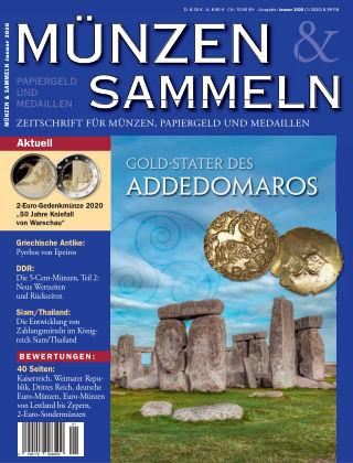 Münzen & Sammeln 1/2020