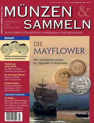 Münzen & Sammeln 3/2020