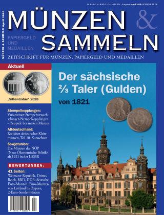 Münzen & Sammeln 4/2020