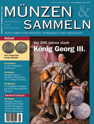 Münzen & Sammeln 5/2020