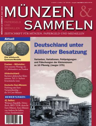 Münzen & Sammeln 6/2020