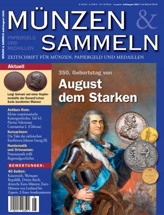 Münzen & Sammeln 7+8/2020