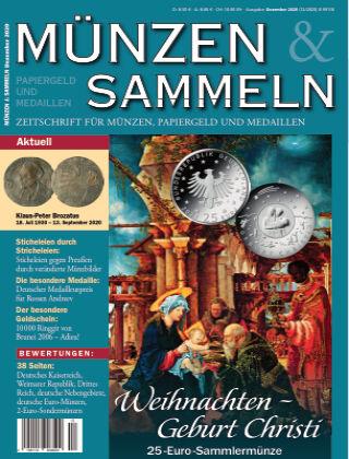 Münzen & Sammeln 12/2020