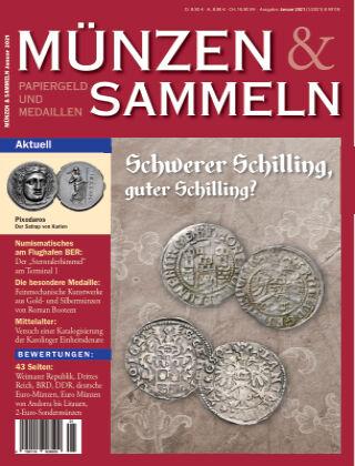 Münzen & Sammeln 01/2021
