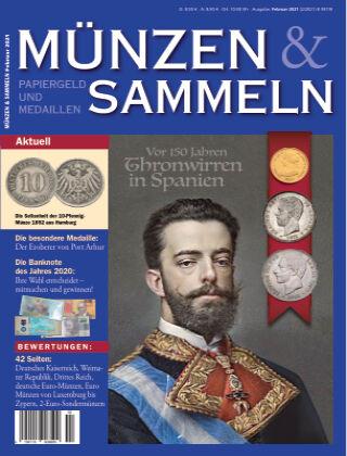 Münzen & Sammeln 02/2021