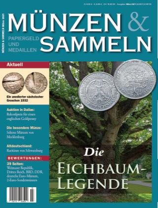 Münzen & Sammeln 03/2021