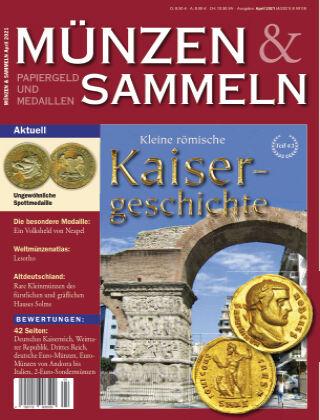 Münzen & Sammeln 04/2021