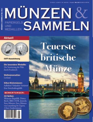 Münzen & Sammeln 05/2021
