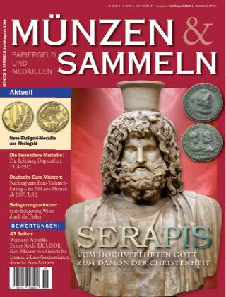 Münzen & Sammeln 7+8/2021