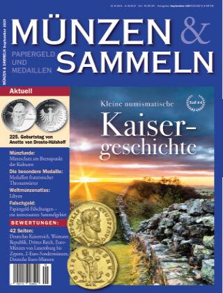 Münzen & Sammeln 09/2021